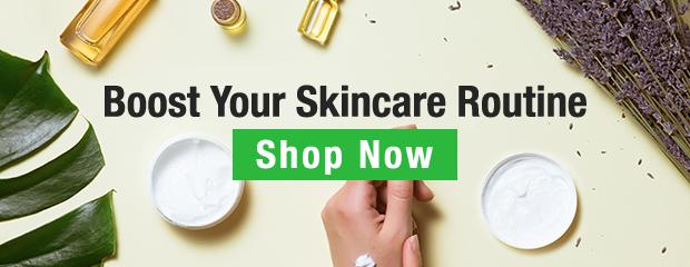 skincare banner